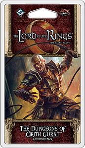 The Lord of the Rings: The Card Game - The Dungeons of Cirith Gurat