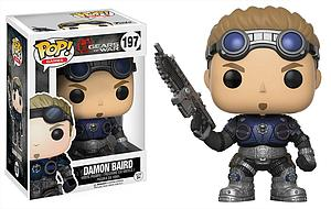 Pop! Games Gears of War Vinyl Figure Damon Baird #197 (Vaulted)