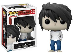 Pop! Animation Death Note Vinyl Figure L #218