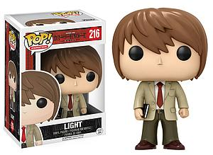 Pop! Animation Death Note Vinyl Figure Light #216