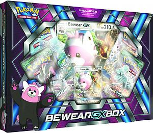 Pokemon Trading Card Game: Bewear-GX Box