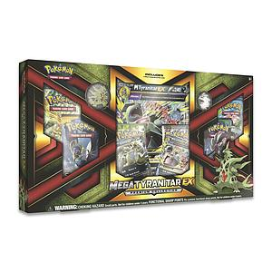 Pokemon Trading Card Game: Mega Tyranitar-EX Premium Collection Box