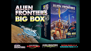 Alien Frontiers: Big Box