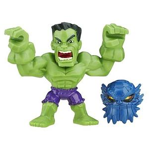 Marvel Super Hero Mashers Micro Series 2 Hulk Figure
