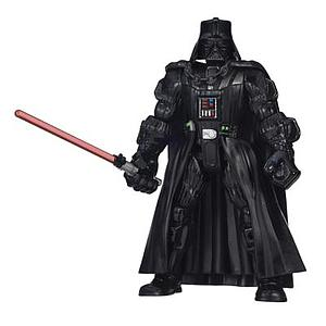 "Star Wars Hero Mashers 6"" Action Figure Darth Vader"