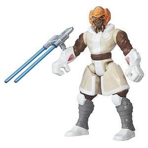 "Star Wars Hero Mashers 6"" Action Figure Plo Koon"