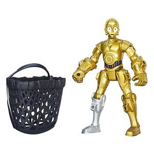 "Star Wars Hero Mashers 6"" Action Figure C-3PO"