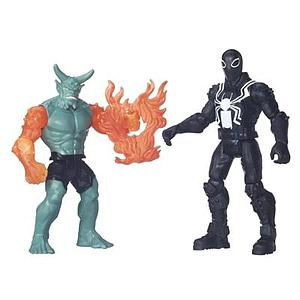 Ultimate Spider-man Sinister 6: 2-Pack Agent Venom vs Green Goblin