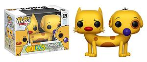 Pop! Animation Catdog Vinyl Figure Catdog