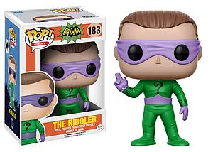 Pop! Heroes DC Classic Batman Vinyl Figure Riddler #183 (Sale)