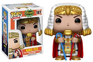 Pop! Heroes DC Classic Batman Vinyl Figure King Tut #187