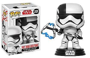 Pop! Star Wars The Last Jedi Vinyl Bobble-Head First Order Executioner #201