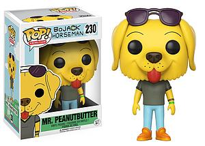 Pop! Animation BoJack Horseman Vinyl Figure Mr. Peanutbutter #230