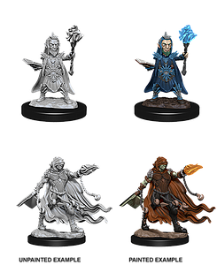 Pathfinder Roleplaying Game Unpainted Miniatures: Evil Wizards