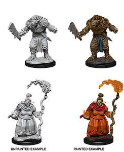 Pathfinder Roleplaying Game Unpainted Miniatures: Bugbears