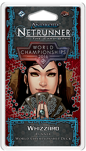 Android: Netrunner - Whizzard Runner Deck