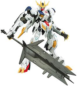 Gundam High Grade Iron-Blooded Orphans Full Mechanics 1/100 Scale Model Kit: #03 Gundam Barbatos Lupus Rex