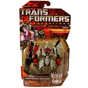 Transformers Generations Deluxe Class: Cybertronian Megatron