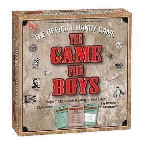 The Official Handy Game: The Game for Boys