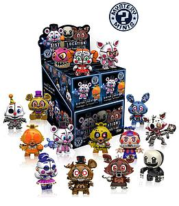 Mystery Minis Blind Box: Five Nights at Freddy's Series 2 (1 Pack)