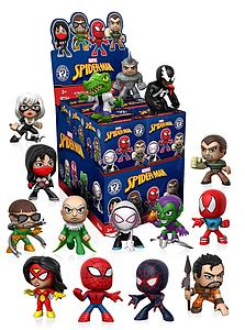 Mystery Minis Blind Box: Spider-Man Classic (1 Pack)