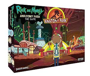 Rick and Morty: Anatomy Park Game