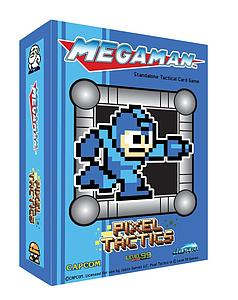 Pixel Tactics: Mega Man Blue Edition