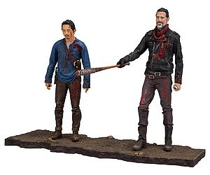 The Walking Dead: Negan & Glenn