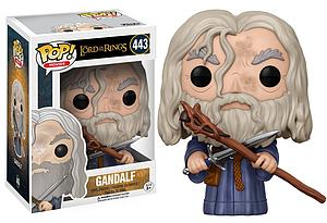 Pop! Movies The Lord of the Rings Vinyl Figure Gandalf #443