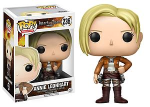Pop! Animation Attack on Titan Vinyl Figure Annie Leonhart #236