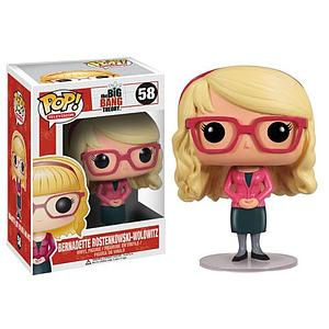Pop! Television The Big Bang Theory Vinyl Figure Bernadette Rostenkowski-Wolowitz #58 (Vaulted)