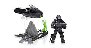 Mega Bloks Call of Duty Collector Series Seal Specialist