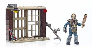 Mega Bloks Call of Duty Collector Series Brutus (Zombie)