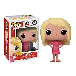 Pop! Television The Big Bang Theory Vinyl Figure Penny #56 (Vaulted)