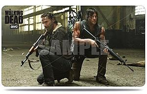 The Walking Dead: Rick & Daryl Playmat