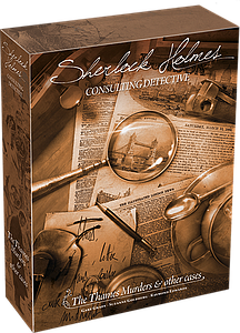 Sherlock Holmes: Consulting Detective Thames Murders & Other Cases