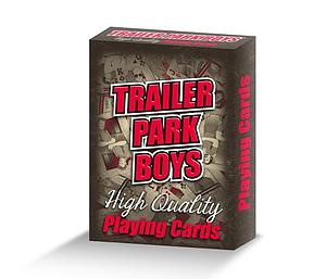 Playing Cards: Trailer Park Boys