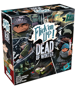 Flick 'em Up! Dead of Winter (Multilingual)