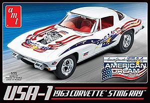 USA-1 1963 Corvette Sting Ray