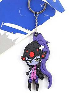 Overwatch Keychain Widowmaker (Rubber)