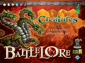 BattleLore 1st Edition: Creatures