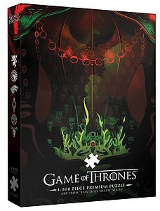 Puzzle: Game of Thrones - Long May She Reign