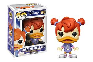 Pop! Disney Darkwing Duck Vinyl Figure Gosalyn Mallard #298