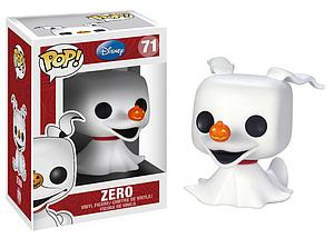 Pop! Disney The Nightmare Before Christmas Vinyl Figure Zero #71