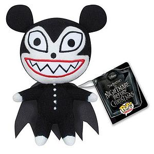Pop! Disney Series Plushies Figure: Vampire Teddy (Vaulted)