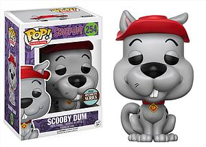Pop! Animation Scooby Doo Vinyl Figure Scooby Dum (Specialty Series)