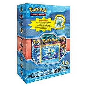 Pokemon Trading Card Game: Froakie Figure Box