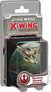 Star Wars: X-Wing Miniatures Game - Auzituck Gunship Expansion Pack
