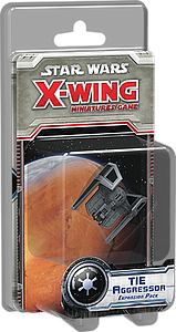 Star Wars: X-Wing Miniatures Game - TIE Aggressor Expansion Pack