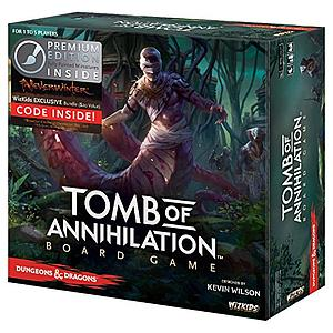 Dungeons & Dragons Tomb of Annihilation Board Game (Premium Edition)